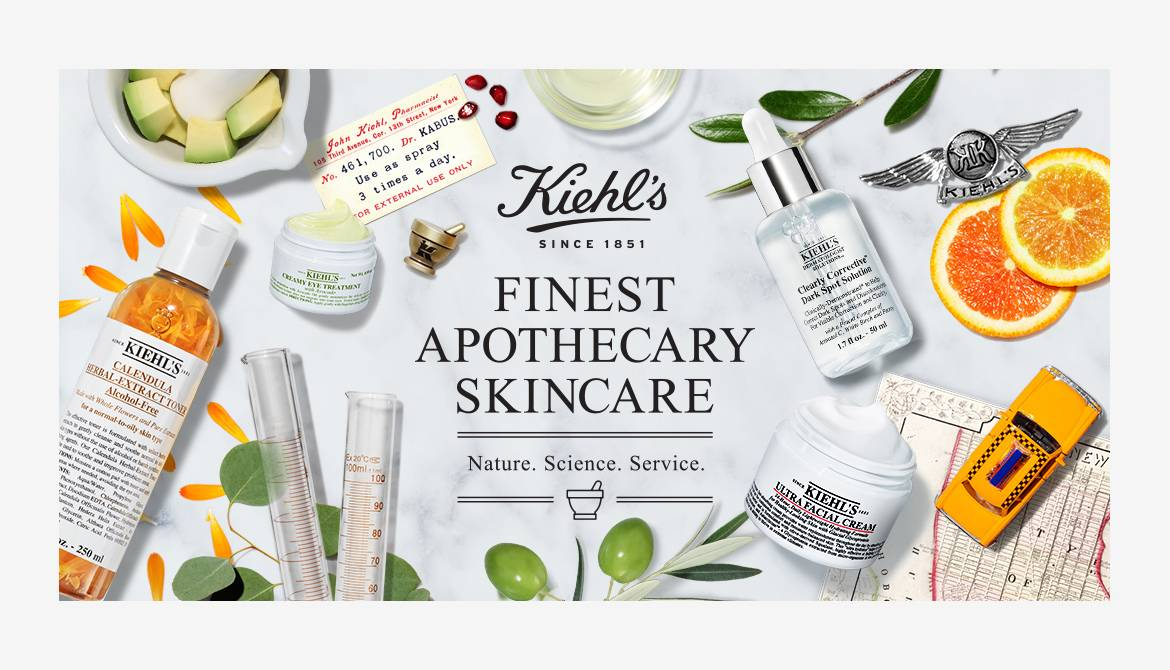 Kiehl's L'Oréal Group