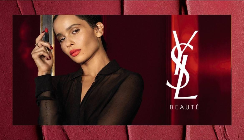 Yves Saint Lau L Oréal Group