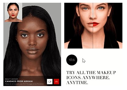 Reinventing The Digital Beauty Experience