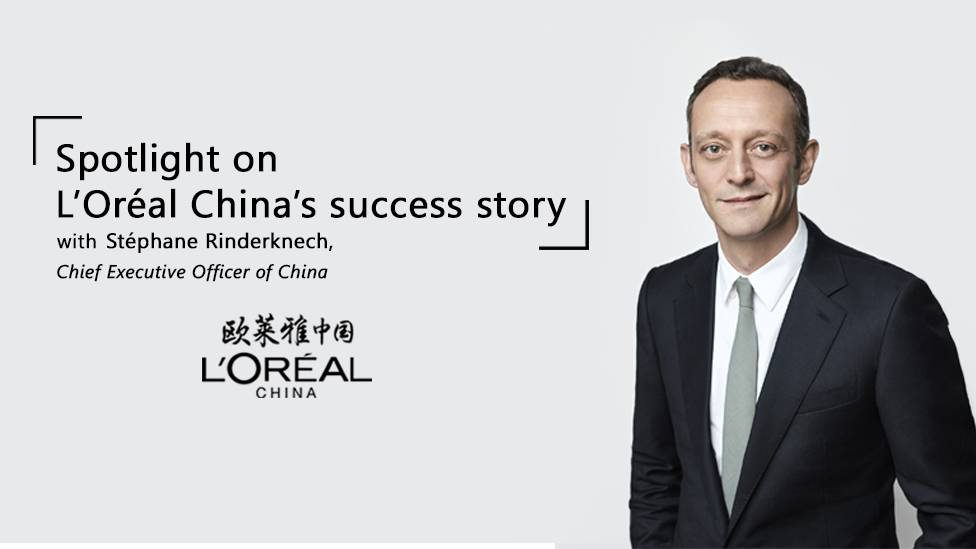 L'Oréal China's success story
