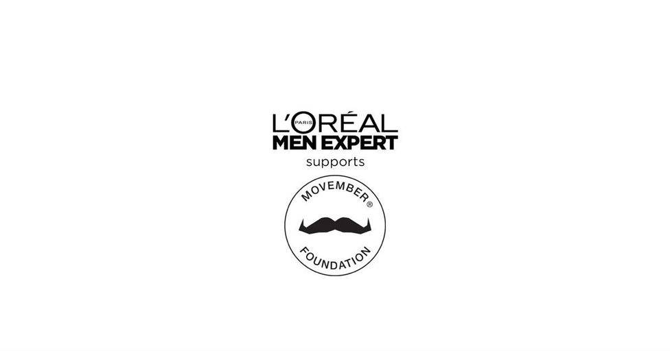 L'Oréal Men Expert supports Movember