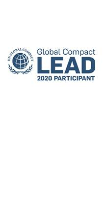 UN global compact card 2020